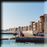 Egyptian Cities